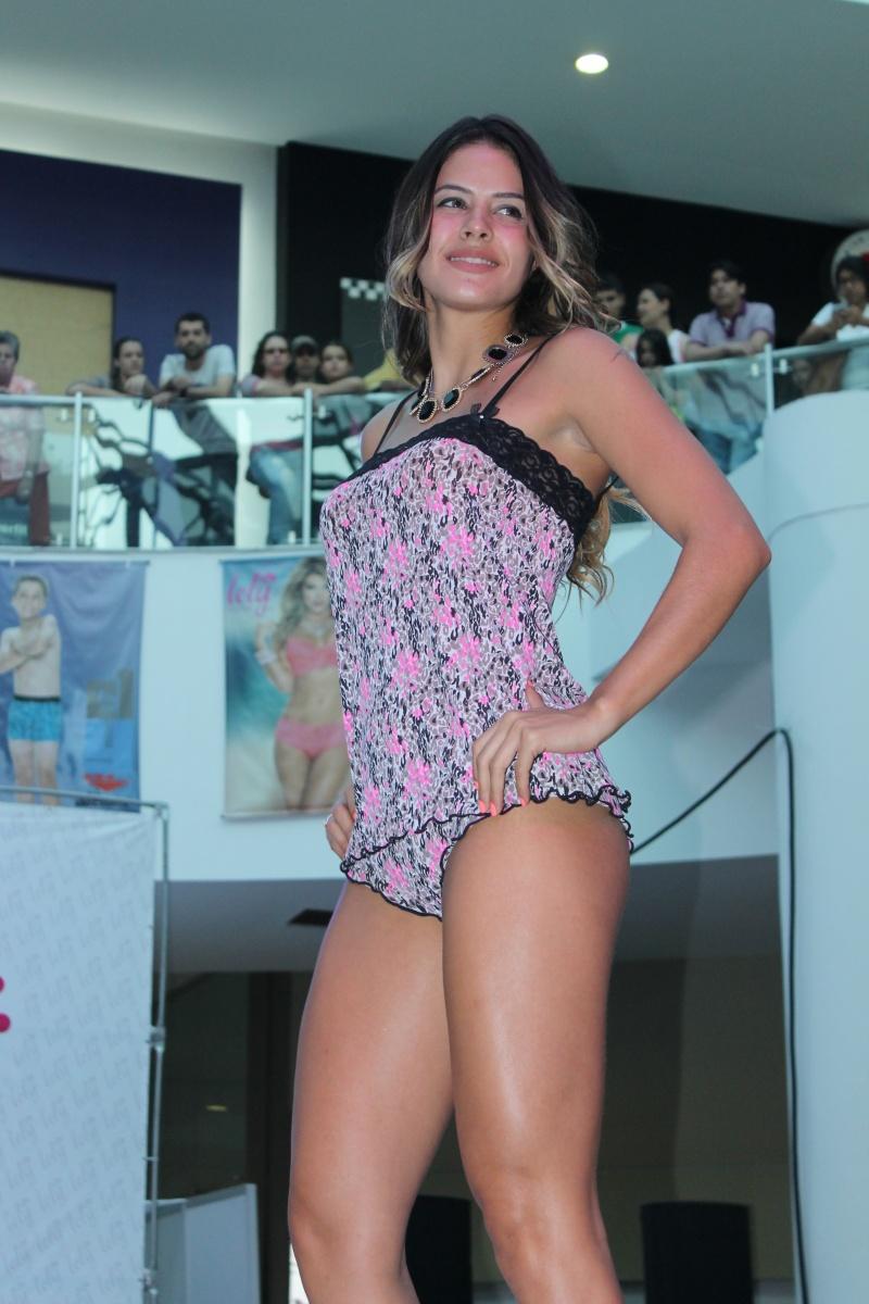 Modelo ropa interior lely baby doll lila modelos desfiles y pasarelas - Desfiles ropa interior femenina ...